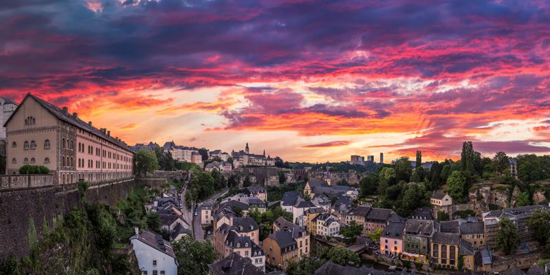 Поездка в Люксембург (путевые заметки)