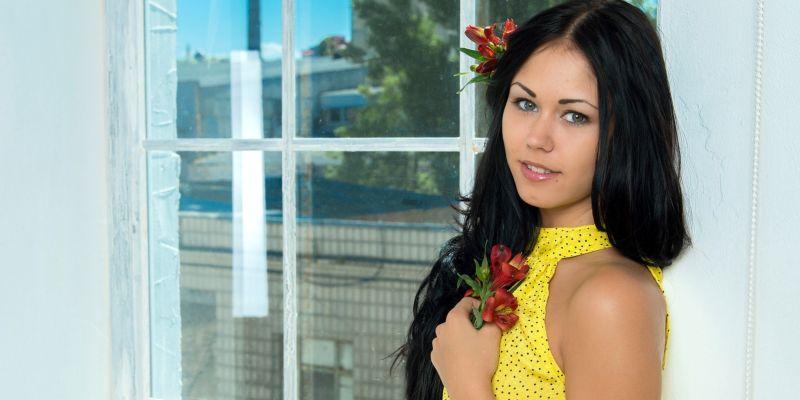 Будущая звезда. Залина Боджокова