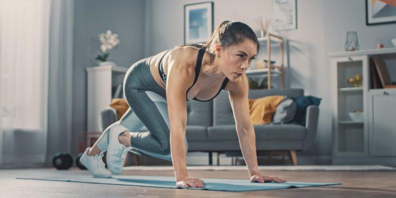 Тело в дело: 5 домашних занятий, которые заменят вам фитнес